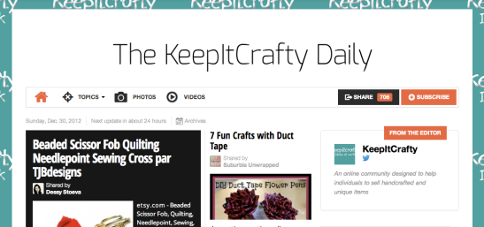 KeepItCrafty