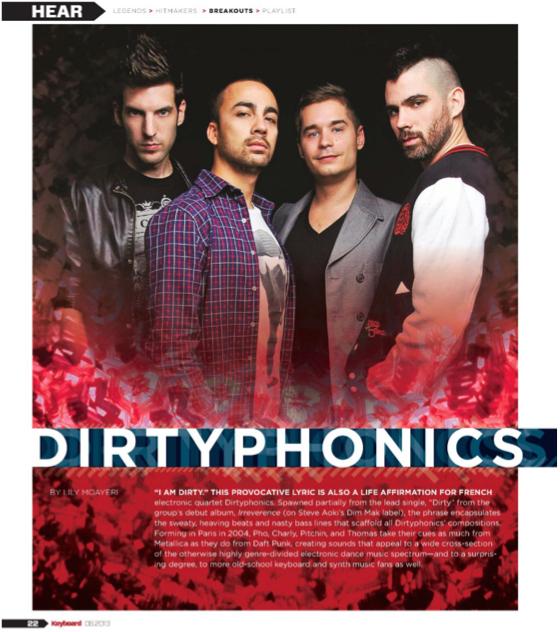 DirtyphonicsKeyboard