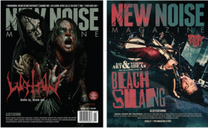 New Noise Issue 21 covers