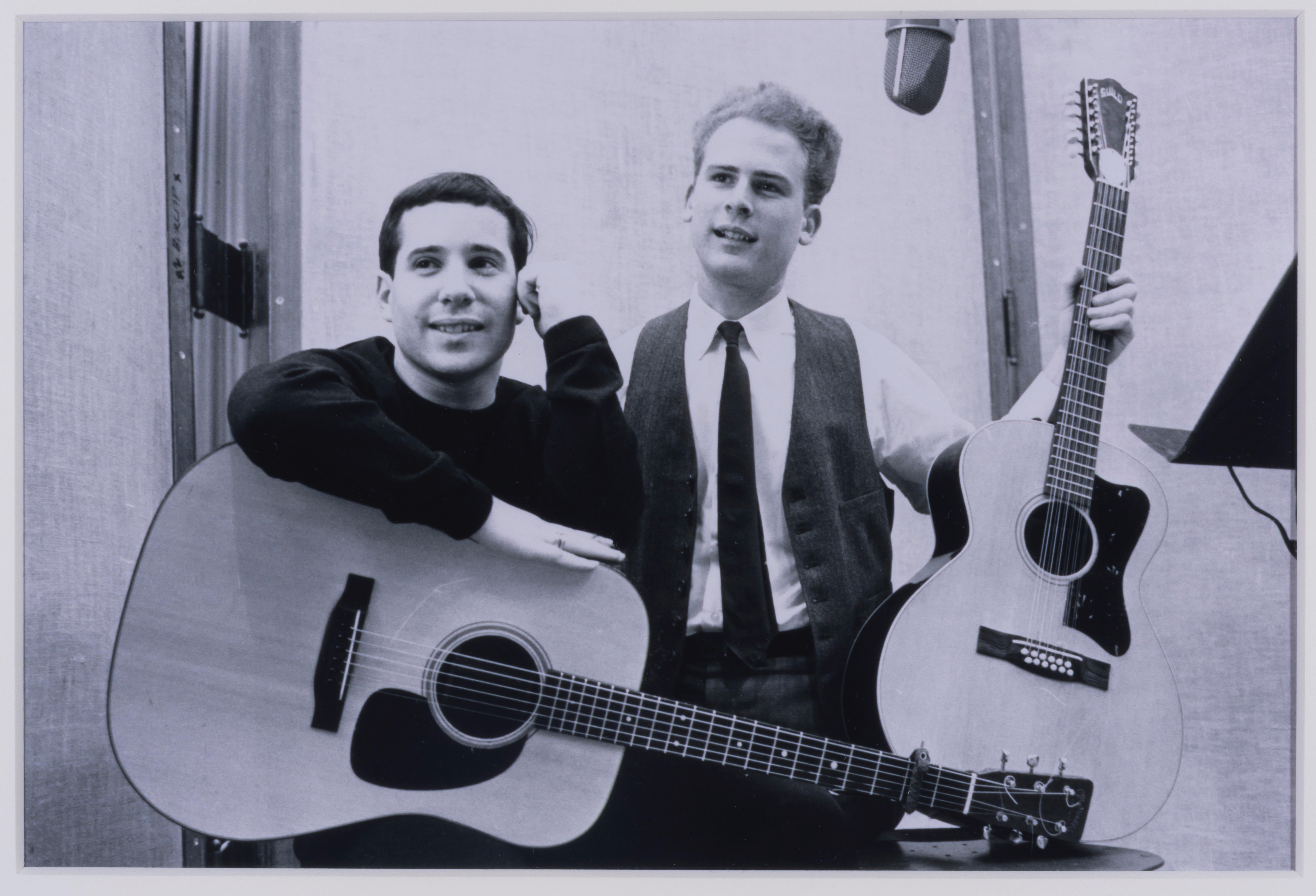 Landis and Garfunkel, 1964 by Don Hunstein