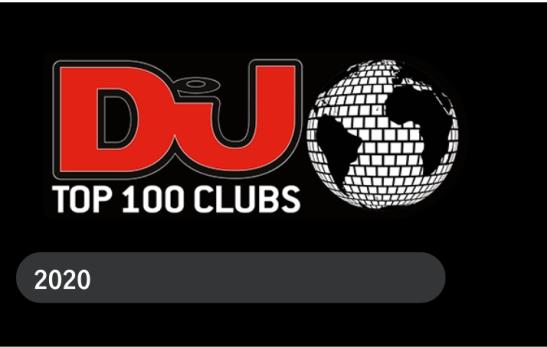 DJMagTop100Clubs2020